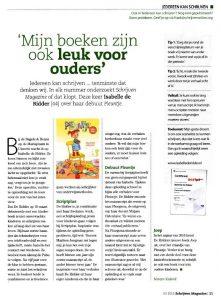 Artikel Schrijven Magazine